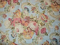 SHABBY CHIC New WAVERLY Spring Bling 4 26quot; x 38quot; PANELS CURTAINS Rod Pocket $50.70