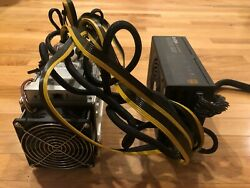Working Bitcoin Bitmain Antminer S7 with 1600W PSU 4.73Th s in Good Condition $590.00