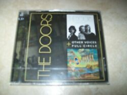 Doors Other Voices Full Circle 2015 EU Sealed 2CD $14.99