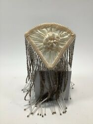 Vintage Lamp Shade Small Desk Lamp Light Bulb Clasp Dangling Decoration 3.75quot; $4.99