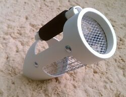 Pro White Beach Sand Scoop Find Bounty with Hunter Tracker IV Metal Detector $26.95