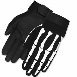 Skeleton Mechanics Gloves Storage Wars Barry Weiss Style with FREE SHIPPING L XL $14.99