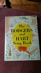 AUTHENTIC Rodgers Songbook from HIS personal library  GREAT CONDITION Victory A