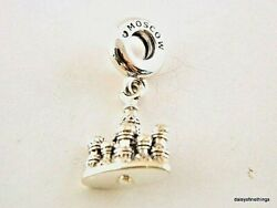 NWT AUTHENTIC PANDORA SILVER CHARM ST. BASIL'S CATHEDRAL MOSCOW #791141 RETIRED