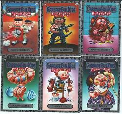Garbage Pail Kids Series 2 Flashback Silver Border Complete Ur Set 4.00Card $4.00