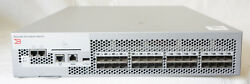 BROCADE ENCRYPTION SWITCH BES BASE CRYPTO 32 PORT FC 32 8GB SWL SF BR-BES20-0008