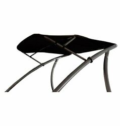 Krypt Folding Over Wakeboard Tower Mounted Bimini Top Cover - Canvas Frame $399.99