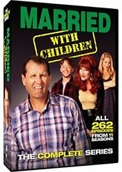 Married With Children The Complete Series $25.99