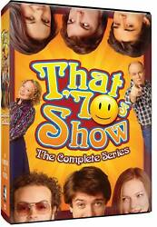 That #x27;70s Show: The Complete Series DVD 2013 24 Disc Set $35.05