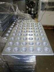 Industrial Commercial MINI MUFFIN PAN lot of 50
