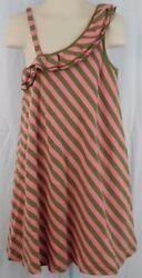 Gymboree Tropical Garden sz 6 sun dress girls clothes striped church Easter