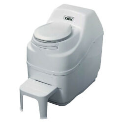 Sun Mar Excel Self Contained Composting Toilet 3 Chamber Unit for High Capacity $2283.90