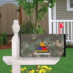 Magnetic Military Mailbox Covers Choose from 13 Designs $27.99