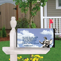 Magnetic Religious Mailbox Covers 1 Great Design $19.95