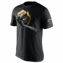 Nike Lebron James Finals 2016 Celebration Champion Ring T-Shirt ALL SIZES