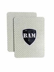 Body Armor Bullet Proof Plates ArmorCore Level IIIA 3A 6x8 PAIR $39.99