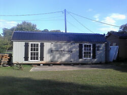 Customized Outbuilding Mancave She Shed