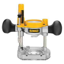 DEWALT Heavy-Duty Five-Position Plunge Base for Compact Router DNP612 New