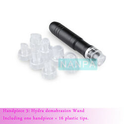 Hydrate Facial Microdermabrasion Replacement Wand & Tips Repalce Handle Element $38.00