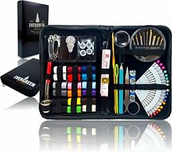 Evergreen Kits Art Supply Sewing Kit Bundle with Accessories
