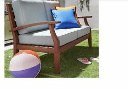 Sofas And Love Seats Sets For Small Spaces Outdoor Furniture Cushions Patio Blue