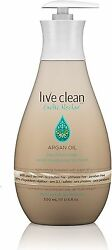 Live Clean Exotic Nectar Argan Oil Liquid Hand Soap 17 oz (Pack of 3)