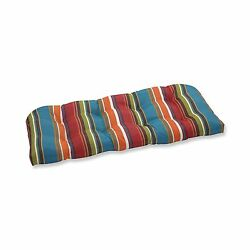 New Pillow Indoor Outdoor Cushion  For Patio Furniture Lawn & Garden 44X19X5
