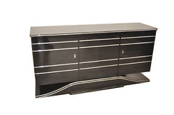 Art Deco Chrome Liner Buffet from London