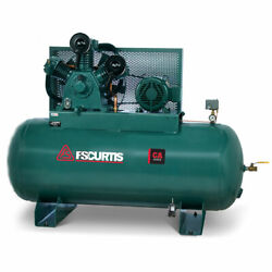 FS-Curtis CA15 15-HP 120-Gallon UltraPack Two-Stage Air Compressor (200-208V ... $5,503.16