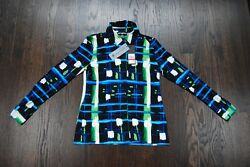Karl Lagerfeld Paris Women#x27;s designer shirt in all sizes $70 price tag NWT $14.95