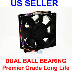 Replacement Bitmain Heavy Duty Fan for Antminer S3 S5 S5 S7 $19.99