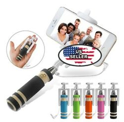 Mini Selfie Stick Pocket Size For most smart phones USA Seller. FAST shipping $4.69