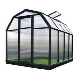 Poly-Tex Rion EcoGrow 2 Twin-Wall Greenhouse HG7008 8-ft 8-in Polycarbonate
