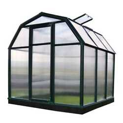 Poly-Tex Rion EcoGrow 2 Twin-Wall Greenhouse HG7006 6-ft 8-in Polycarbonate