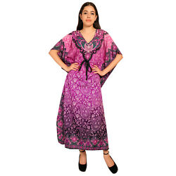 Women#x27;S Night Wear Dress Long Length Dress Maxi For Gift $9.00