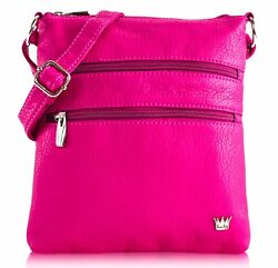 Purse King Heiress Crossbody Bag