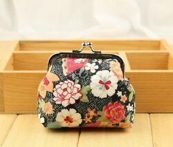 DIY Purse Sewing Kit Supply: 8.5 cm 1-piece style Flowers