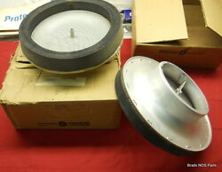 NOS Mopar in the boxes 1963 1964 Plymouth Dodge MAX WEDGE  AIR CLEANER FUNNELS