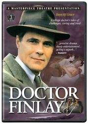 Masterpiece Theatre: DOCTOR FINLAY - Days of Grace [BBCDrama] 3 DVD Set $9.48