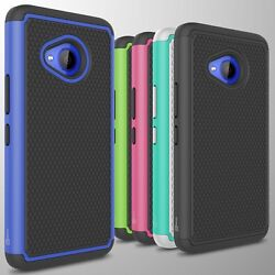 For HTC U11 Life Case Tough Protective Hard Hybrid Phone Cover