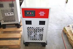 Keltec KRAD 600 Refrigerated air dryer 600 cfm integrated pre and afterfilter