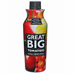 Great Big Plants Tomatoes Natural Compost Extract 32 Ounce Concentrate $52.74