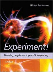 NEW Experiment!: Planning Implementing and Interpreting by Oivind Andersson