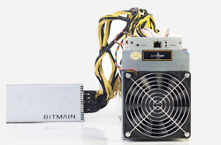 Bitmain Antminer L3+ 504 MHs 800W Miner + APW3++ PSU BRAND NEW Next day Ship
