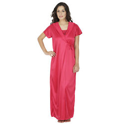 Night Wear Maxi For Women Tunic Top Babydoll Sleep Wear Caftan $21.49