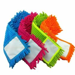 Quality Replacement Floor Cleaners Mop Pad Refill For Wood Floors Hardwood 4 Pcs $16.97