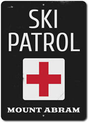 Cross Ski Patrol Sign ENSA1002491 $17.95