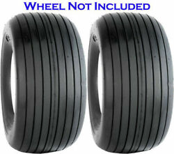 Transmaster Rib Tubeless S317 Lawn and Garden Tire 4ply 11x4.00 5 Pack of 2 $29.67