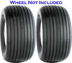 Transmaster Rib Tubeless S317 Lawn and Garden Tire 4ply 15x6.00 6 Pack of 2 $45.64