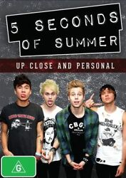 5 Seconds Of Summer Up Close And Personal DVD 2014 AU $12.95